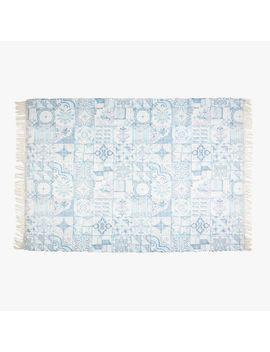 Zara Home Teppich shoptagr teppich mit hydraulikprint by zara home