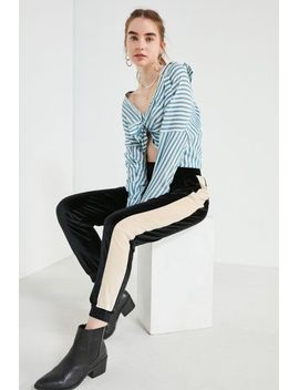 de181c213281 uo-striped-velvet-jogger-pant by urban-outfitters
