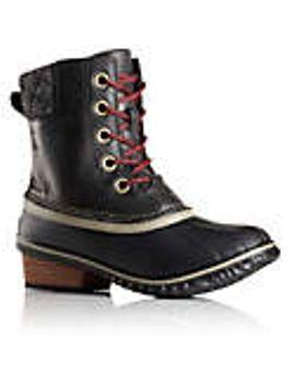 women's-slimpack-ii-lace-boot by sorel