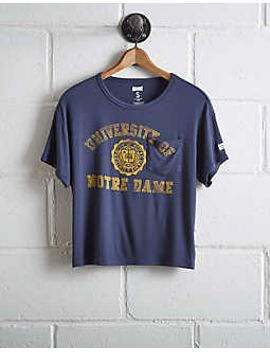 tailgate-womens-notre-dame-pocket-t-shirt by american-eagle-outfitters