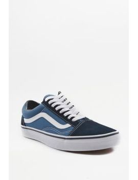 vans-old-skool-suede-trainers by vans
