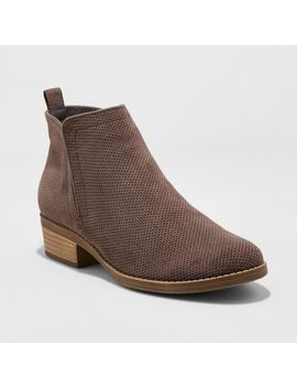 Womens Dylan Bootie