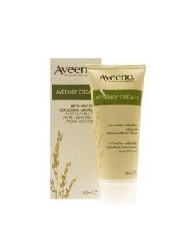 Shoptagr | Aveeno Cream With Natural Colloidal Oatmeal 100ml by Aveeno