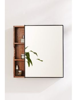 Plymouth Sliding Storage Mirror By Urban Outfitters