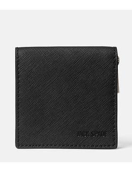 Barrow Leather Coin Wallet by Jack Spade