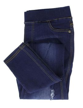 Paxton Distressed Jeggings by Cents Of Style