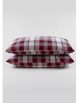 100%-brushed-cotton-pillowcases by matalan