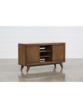 Abbott Chestnut 60 Inch Tv Console By Living Spaces