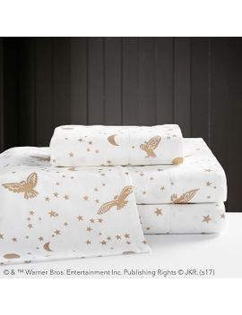 harry-potter-enchanted-night-sky-sheet-set by pbteen