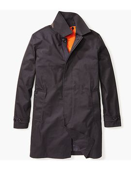 Water Resistant Cotton Trench by Jack Spade