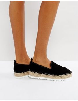 asos-jockey-suede-chunky-espadrilles by asos-collection