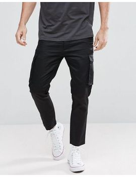 BOOHOOMAN Vaqueros slim fit - black