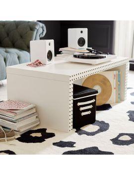 Shoptagr The Emily Meritt Studded Coffee Table By P Bteen - Studded coffee table