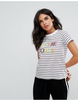 heartbreak-maybe-today-stripe-t-shirt by top
