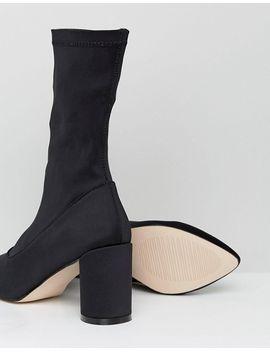 Raid Darcie - Bottes à talons effet chaussette