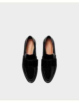loafers-with-velvet-bow by zara