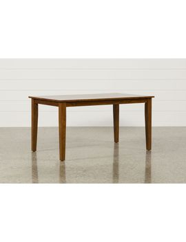 Wendy Carmel Rectangle Dining Table by Living Spaces