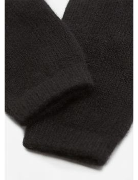 100%-cashmere-gloves by mango