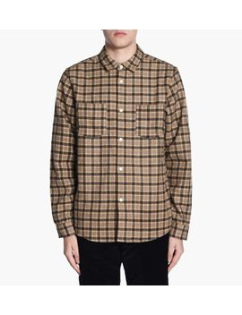 info for 6456c 4aea7 Shoptagr  Riga Overshirt by A.P.C.
