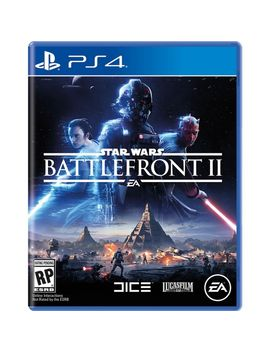 star-wars-battlefront-ii---playstation-4 by electronic-arts