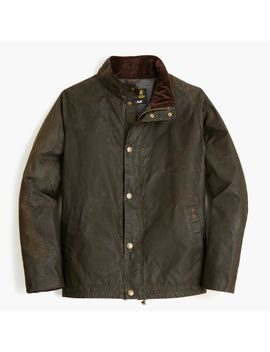 barbour-sylkoil-duxbury-jacket by barbour