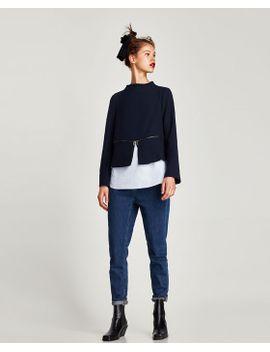 shirt-with-pockets by zara