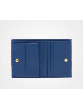 Small Saffiano Leather Wallet   1 Mv204 Qme by Prada