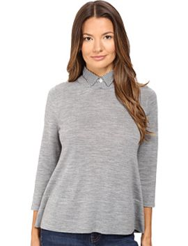 collared-relaxed-sweater by kate-spade-new-york