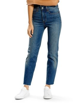 wedgie-high-waist-straight-jeans by levis