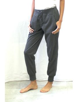 French Terry Knit Jogger Pants (3 Colors) by Highway Jeans