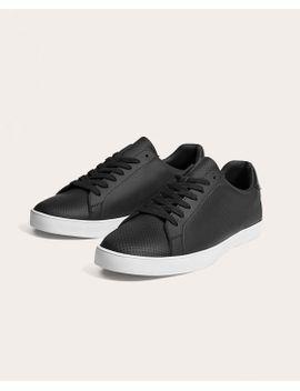 deportivo-microperforado--zapatosbÁsicos-rebajas-hombre by zara