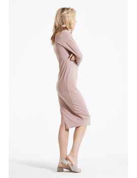 Turtleneck Dress by Hard Tail Forever