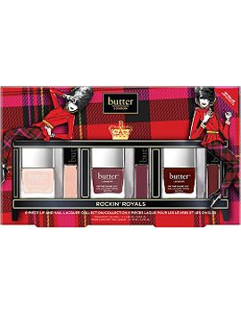 online-only-rockin-royals-6-pc-lips-&-tips-collection by butter-london