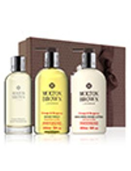 Orange & Bergamot Home Gift Set by Molton Brown