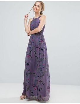 little-mistress-maxi-dress-in-floral-print by little-mistress