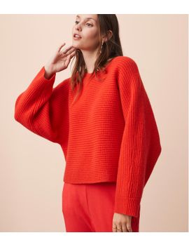 lou-&-grey-ribbed-cashmere-sweater by lou-&-grey