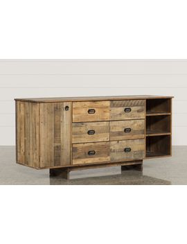 Atticus Dresser by Living Spaces