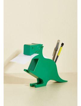 memo-saurus-desk-organizermemo-saurus-desk-organizer by kikkerland