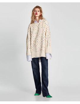 chenille-knit-dress by zara