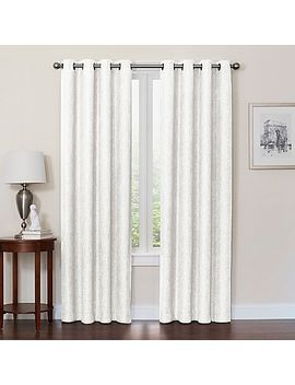 quinn-grommet-top-100%-blackout-window-curtain-panel by bed-bath-and-beyond