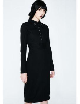 aed5ee2ed8 DISTURBIA. SERPENT DRESS