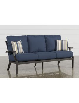 Outdoor Martinique Sofa by Living Spaces