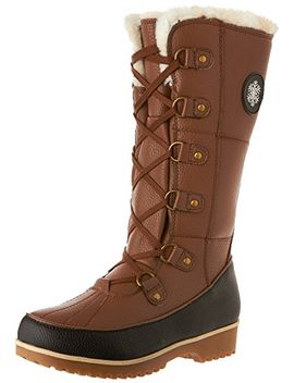 comfy-moda-womens-winter-boots-colorado-water-resistant-full-fur-lining-super-warm-comfy by comfy-moda
