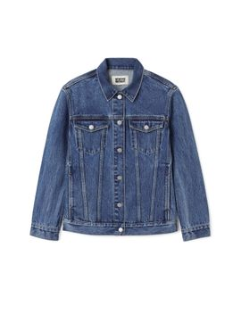 Double Denim Jacket Standard by Weekday