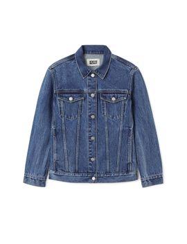 Double Denim Jacket Standard by Weekday