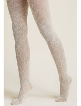added-fab-tights-in-creme by modcloth