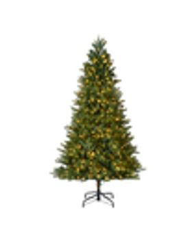 holiday living 75 ft pre lit dover artificial - 75 Ft Pre Lit Christmas Tree