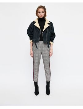high-waist-trousers-with-belt by zara