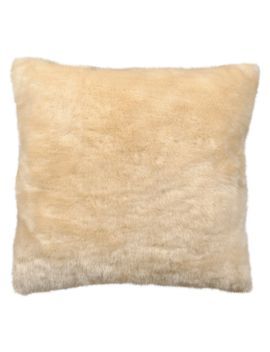 Beige Fur Pillow By Ashland™ by Michaels