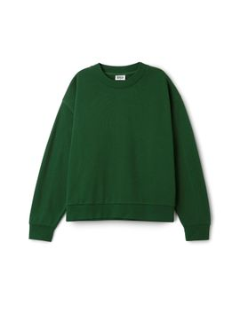 Huge Cropped Sweater by Weekday